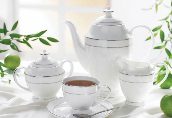 Serwis kawowy Philipiak Elegi