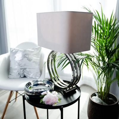 Lampa stalowa Ricardo 60cm Home Decoration