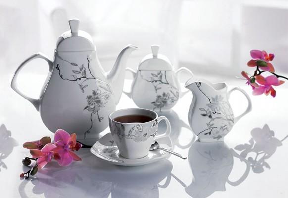 Serwis kawowy Philipiak Fiore
