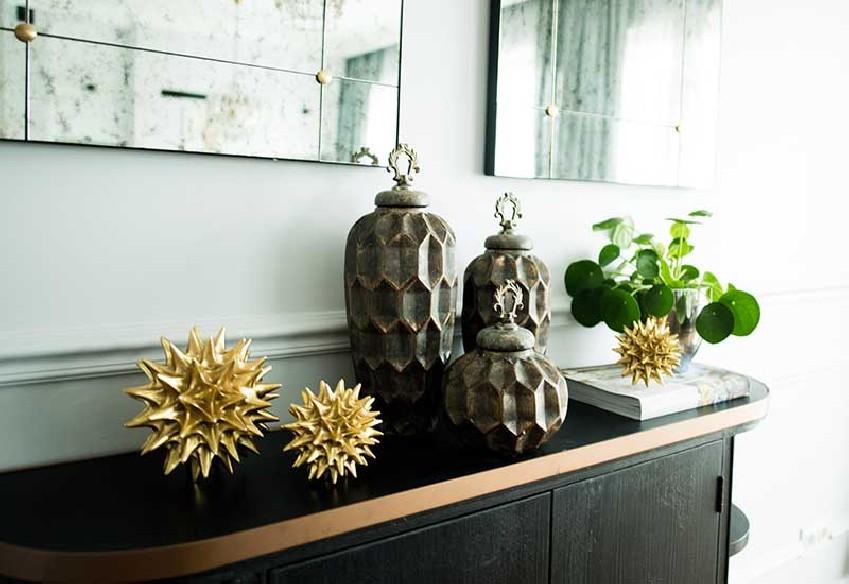 Pojemniki dekoracyjne z przykrywką