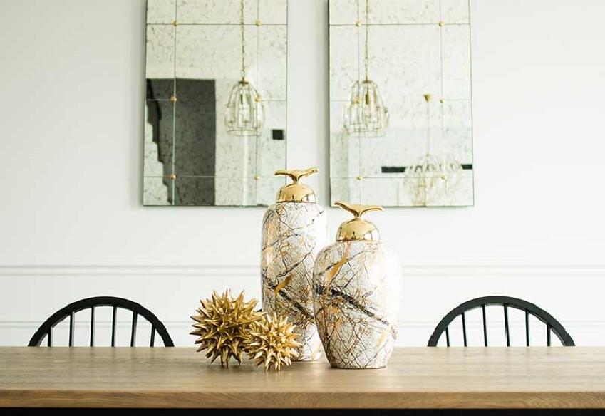 Waza dekoracyjny Home Decoration