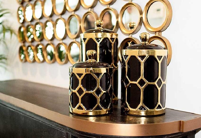 Pojemniki dekoracyjne Home Decoration