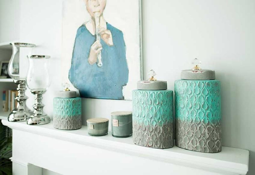 Pojemniki dekoracyjne serii Nefi