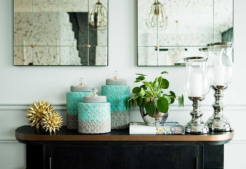 Seria Pojemników od Home Decoration